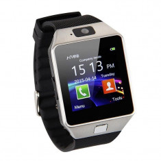 DZ09 Bluetooth Smart Watch GSM SIM pentru telefoane Android si iPhone