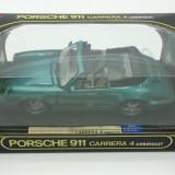 Macheta ANSON PORSCHE 911 CARRERA CABRIOLET SCARA 1 : 18 - Macheta auto