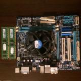 Placa de baza Gigabyte + Procesor Intel Core i7 870 + 4 GB RAM DDR3 - Sisteme desktop fara monitor