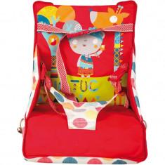SCAUN MOBIL PLIABIL IN GENTUTA TUC TUC - Masuta/scaun copii