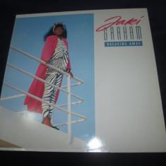 Jaki Graham – Breaking Away _ vinyl(LP, album) Marea Britanie (funk, soul) - Muzica Pop emi records, VINIL