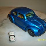 Masina de jucarie de tabla Volkswagen fabricata in Japonia firma Bandai - Colectii