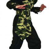 Costum copii Ninja Camouflage, 7-8 ani - Jucarii