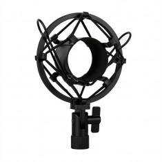 Malone SP2, negru, set de patru stative de microfon (tip păianjen), metal - Stativ Microfon