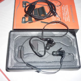 Casti Bluetooth Plantronics BackBeat Go 2 Black