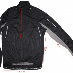 Geaca vesta windstopper softshell ciclism Crane, barbati, marimea 48(S)