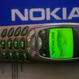 Nokia 6310 - Telefon mobil Nokia 6310i, Argintiu, Neblocat