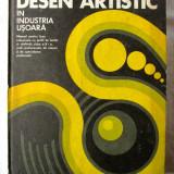 DESEN ARTISTIC IN INDUSTRIA USOARA, C. Radinschi / M. Radinschi, 1977. Noua