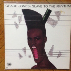 GRACE JONES - SLAVE TO THE RHYTHM (VINIL) - Muzica Pop capitol records