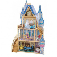 Casuta pentru papusi Cinderella Royal Dream KidKraft - Papusa