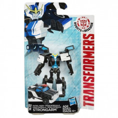 Figurina Robot Strongarm Transformers Robots in Disguise - Roboti de jucarie Hasbro