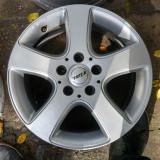 """Jante Borbet 16"""" 5x112, VW, Seat, Skoda, Mercedes, Audi - Janta aliaj, 7, 5, Numar prezoane: 5"""