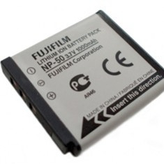 Acumulator Fujifilm NP-50 Alb - Negru - Baterie Aparat foto