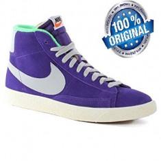 ADIDASI ORIGINALI 100% Nike Blazer Mid VINTAGE piele TOTAL nr 36.5 - Ghete dama, Culoare: Din imagine