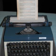 Masina de scris ERIKA made in RDG