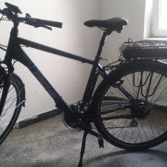 Bicicleta electrica Fischer - Bicicleta electrice, 28 inch, Numar viteze: 6