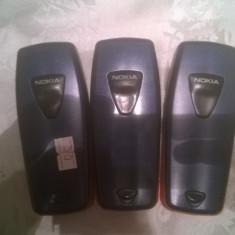 Telefon Nokia 3510i nerecarosat+incarcator liber de retea!, Negru, Nu se aplica, Neblocat, Single SIM, Fara procesor
