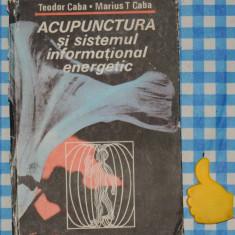 Acupunctura - Carte Recuperare medicala, Litera