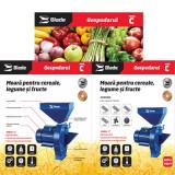 Moara electrica macinat cereale fructe legume porumb uruiala Blade Nr.3