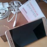Allview X3 Soul GOLD Pachet Full + Garantie 2 ani - Telefon Allview, Auriu, 32GB, Neblocat, Octa core, 3 GB