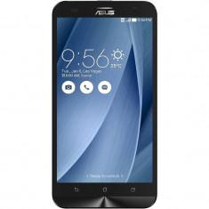Smartphone Asus Zenfone 2 Laser ZE550KL 16GB Dual Sim 4G Silver - Telefon Asus
