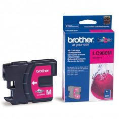Cartus cerneala Brother LC980M 260 pag magenta - Cartus imprimanta
