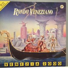 RONDO VENEZIANO - VENEZIA 2000 (1983/EMI REC/RFG) - Vinil/Impecabil(NM) - Muzica Clasica emi records