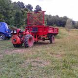 Tractoras 4x4 articulat