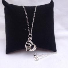 Lant argint 925 dama model Bubble - Lantisor argint, Femei
