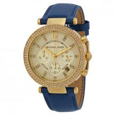 Ceas Michael Kors Parker MK2280 - Ceas dama, Fashion, Quartz, Inox, Cronograf