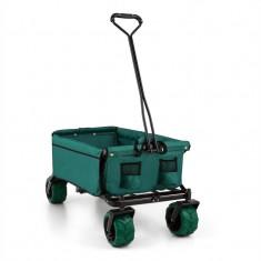 Roți late DuraMaxx Green cărucior pliabil 70 kg 90 I 10cm verde