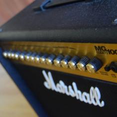Marshall MG 100 DFX - Amplificator Chitara