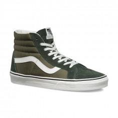 Shoes Vans SK8-Hi Reissue 2 Tone Duffel Bag/Burnt Olive, Marime: 40, 41, 42, 44, 45