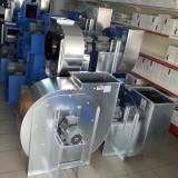 Executam si montam sisteme de ventilatii industriale
