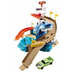 Set Color Change Spring Hot Wheels Mattel - Masinuta de jucarie