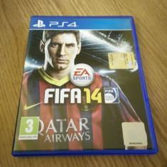 Fifa 14 PS4 Ca NOU, Complet + *OFERTA - Jocuri PS4