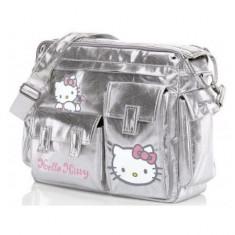 Geanta Free Style Hello Kitty 024 (Gri) Brevi