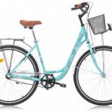 Bicicleta Oras, Robike, Elise N3, 28 inch, 45 cm, 2016, Turcoaz Robike - Bicicleta de oras