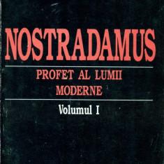 Nostradamus - profet al lumii moderne vol.1 - Vlaicu Ionescu - Carte Hobby Paranormal
