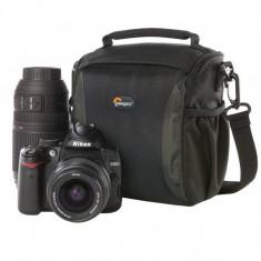 Lowepro Geanta foto Format 140 (black), LP36511-0WW - Husa Aparat Foto