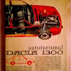 A. Brebenel, s.a. - Autoturismul Dacia 1300