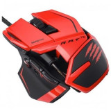 Mouse Gaming Mad Catz R.A.T. Te Red