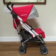 Vand cărucior copii Uppababy G-Luxe- Rosu Altele