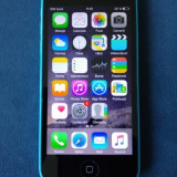 IPHONE 5C 16GB ALBASTRU / BLUE NEVERLOCKED !!