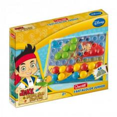 Joc Creativ Fanta Color Junior Jake Quercetti Constructi Mozaic - Jocuri arta si creatie