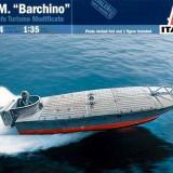 + Macheta 1/35 italeri 5604 -  MTM Barchino Italian Attack Boat +