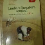 Manual limba romana clasa a 11-a - Manual scolar art, Clasa 11