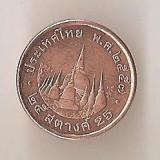 Moneda 25 satang - Thailanda, Asia
