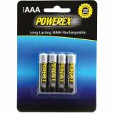 4-Pack Powerex AAA 1000mAh reincarcabile NK125