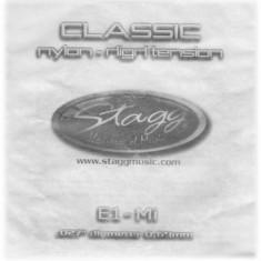 Coarda chitara clasica tensiune mare Stagg CLH-A5W